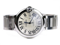 Cartier Watch - Ballon Bleu Medium W6920046 - New for sale online www.Legendoftime.com or in store Chicago Watch Center