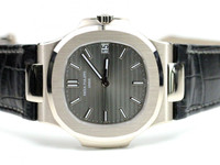 Patek Philippe Watch - Nautilus White Gold