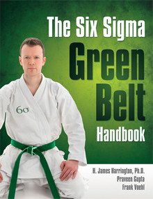 The Six Sigma Green Belt Handbook