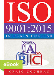 ISO 9001:2015 in Plain English eBook