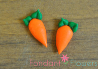 "1"" Royal Icing Carrot (60 per box)"