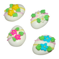 "1"" Small Royal Icing Easter Eggs (24 per box)"