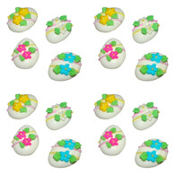 "1.5"" Large Royal Icing Easter Egg (12 per box)"