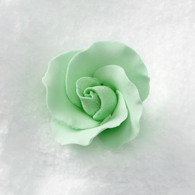 "1-1/2"" Formal Rose -Mint Green  (Set of 3)"