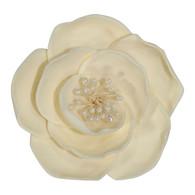 """3"""" Briar Rose - Ivory - Medium"""