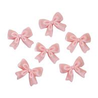 """Bows- 1.5"""" - Pink (12 per box)"""