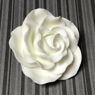 "2.5"" Queen Elizabeth Rose - White (Sold Individually)"