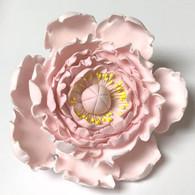 "4"" Peony - Large - Blush Pink (Sold Individually)"
