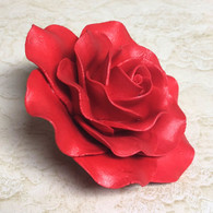 "3.5"" Queen Elizabeth Rose - Red (Sold Individually)"