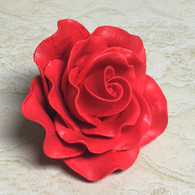 """2.5"""" Exquisite Rose - Red (Sold Individually)"""