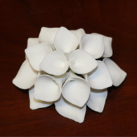 "3.5"" Dahlia Orchid Cluster - White (Sold Individually)"
