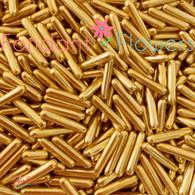 Metallic Gold Rods
