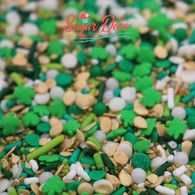 Ultimate St.Patricks Day Christmas Sprinkle Mix