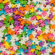 Assorted Pastel Star Sprinkles (3 ounces)