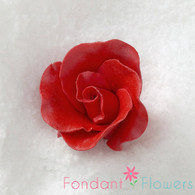 "1-1/2"" Formal Rose - Red (Set of 3)"