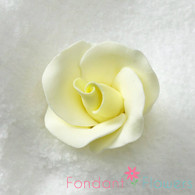 "1-1/2"" Formal Rose - Yellow (Sold Individually)"