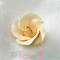"1-1/2"" Formal Rose - Cream (Sold Individually)"