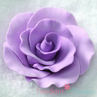 """2"""" Formal Rose - Lavender (Set of 3)"""
