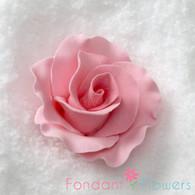 "2"" Formal Rose - Pink (Set of 3)"
