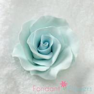 """2"""" Formal Rose - Pastel Blue (Set of 3)"""