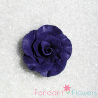 "2"" Formal Rose - Purple (Set of 3)"
