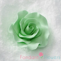 "2"" Formal Rose - Mint Green (Set of 3)"