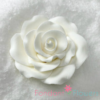 "3"" Formal Rose - White (Sold Individually)"