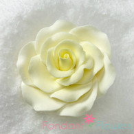 "3"" Formal Rose - Yellow (Sold Individually)"