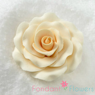 "3"" Formal Rose -   Cream (Sold Individually)"
