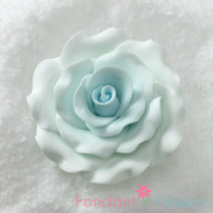 "3"" Formal Rose -   Pastel Blue (Sold Individually)"