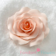 "3"" Formal Rose -   Peach (Sold Individually)"