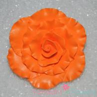 """3"""" Formal Rose - Orange (Sold Individually)"""