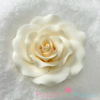 "4"" Formal Rose - Ivory (Sold Individually)"