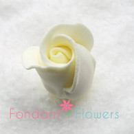 Rosebud -  Open -  Yellow (10 per box)
