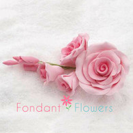 "5"" Rose Filler - Large - Pink (Sold Individually)"