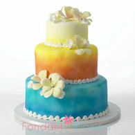 Tropical Paradise, Cake Kit