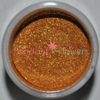 Aztec Gold Luster Dust (aka Mayan Gold)