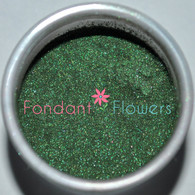 Holly Green Luster Dust (aka Fern Green)