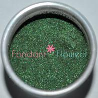 Holly Green Luster Dust (aka Fern Green)