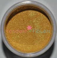 Super Gold Luster Dust (Egyptian Gold) - Edible