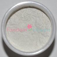 Silk White Luster Dust (edible)