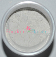 Ultra Silver Satin Luster Dust (edible)