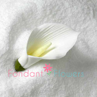 "3.5"" Calla Lily - Large - White (Sold Individually)"