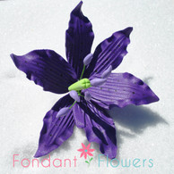 "4"" Purple Lily (Sold Individually)"