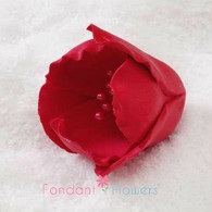 "1.5"" Tulip - Red (Sold Individually)"