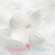 "1.5"" Dogwood - All White (10 per box)"