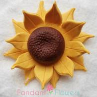 "2.5"" Sunflower - Yellow (Sold Individually)"