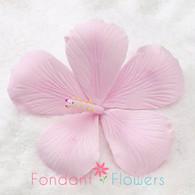 "3.5"" Hibiscus - Medium - Pink (Sold Individually)"