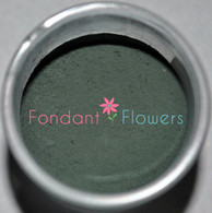 Edible Forest Green Petal Dust