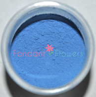 Edible Marine Blue Petal Dust